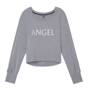 Victoria secret Angel Terry Pull Over Small gray